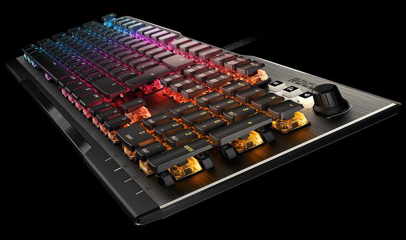Vulcan teclado