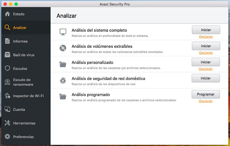 Avast Security Pro