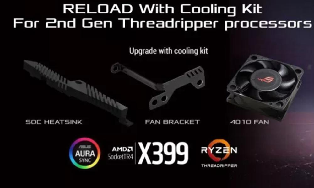 Resultado de imagen para Nuevas BIOS de ASUS para Procesadores AMD Ryzen Threadripper