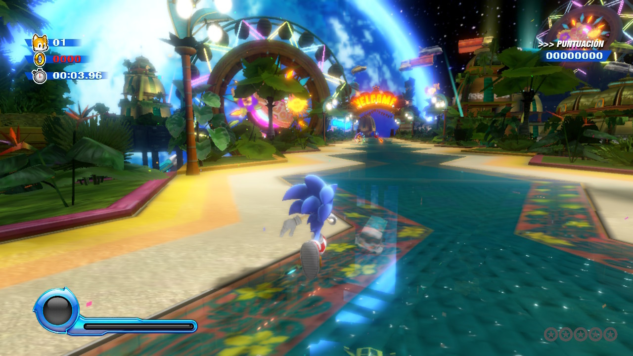 Review Sonic Colors : Ultimate Nintendo Switch